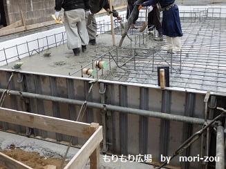 もりもり広場 基礎断熱、防湿シート施工完了6.jpg