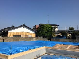 土台敷 002 木曾ひのきの家 もりぞう.jpg