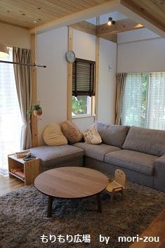 木曾ひのきの家 もりぞう 長野中央モデルハウス 完成事例1.jpg