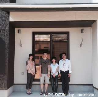 集合写真1 木曾ひのきの家 もりぞう 松本支店 実例.jpg