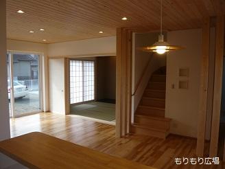 H様邸木曾ひのきの家もりぞうもりもり広場ブログ201712193.jpg