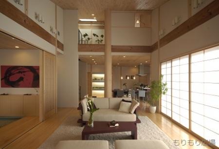木曾ひのきの家もりぞう山梨支店昭和モデルハウスK4191.jpg