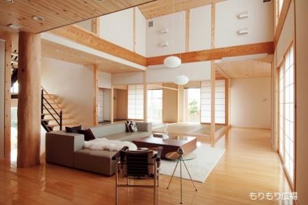 木曾ひのきの家もりぞうブログ無垢の木の家1.jpg