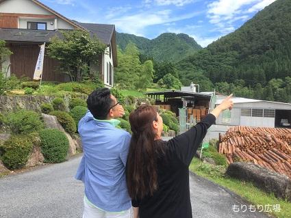 もりぞう木曾ひのき体験ツアーブログ一泊二日二日目の朝.jpg