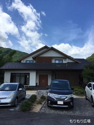 木曾ひのきの家もりぞうブログ木曽ツアー木曽モデルハウス.JPG