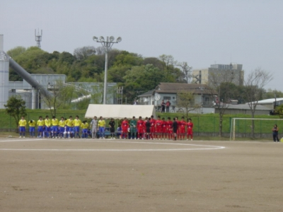 国際学院高校 対 浦和南高校