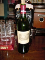 Ch. Lafite Rothschild 1994 ギドと乾杯したワイン