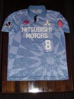 93〜94年2ndユニフォーム表