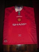 1997 ManchesterUnited ユニフォーム