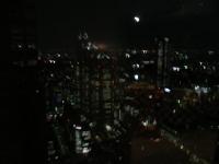 新宿パークタワー(夜)