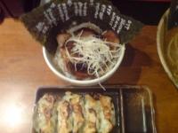 叉焼丼&餃子@無双