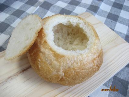 くりぬきパン