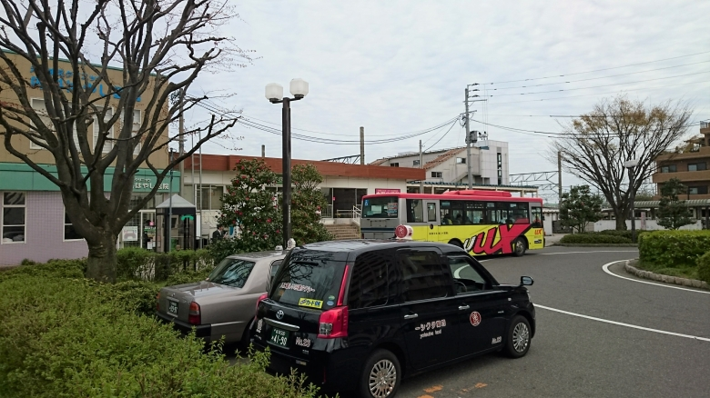 東新潟駅 代行バス