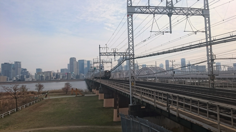 阪急 淀川