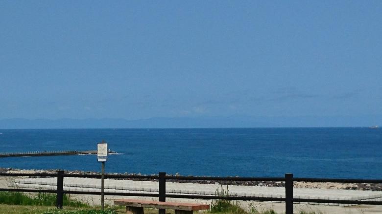 新潟島 1周 ランニング