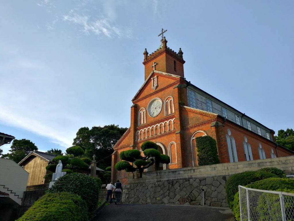 黒島教会(調整)