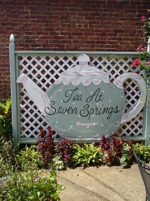 My local Tea House