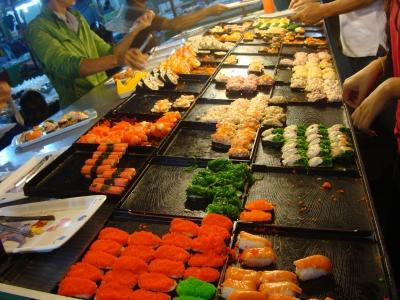 Sushi??