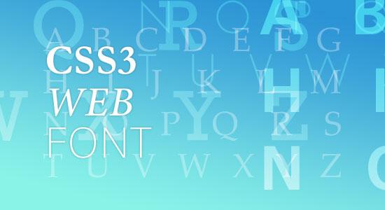 Webフォントサービス