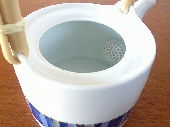 白山陶器 キルト 多用角皿