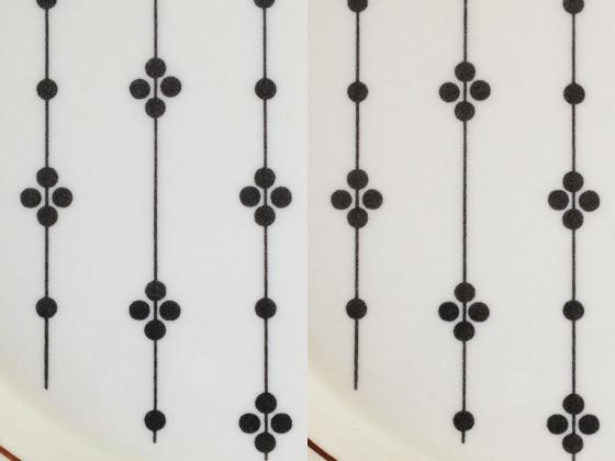 アラビア Kartano/カルタノ プレート17cmを比較。