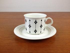 ARABIA/アラビア Kartano/カルタノ コーヒーカップ&ソーサー 001