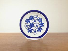 Rorstrand/ロールストランド Anemon/アネモン プレート18cm ブルー 003