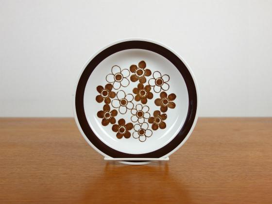 Rorstrand/ロールストランド Anemon/アネモン プレート18cm ブラウン 008