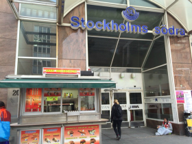 ストックホルム・sodra station