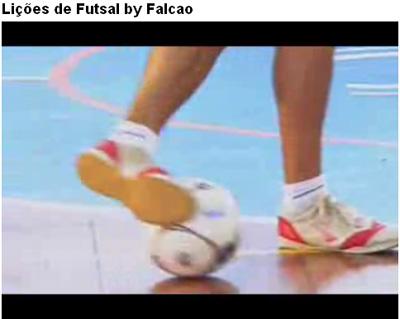 Futsal by Falcao