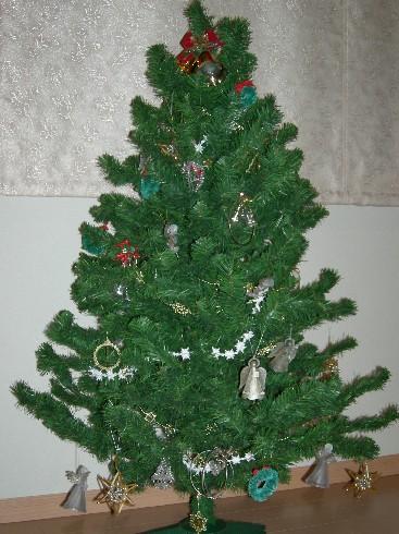 クリスマスツリー2009