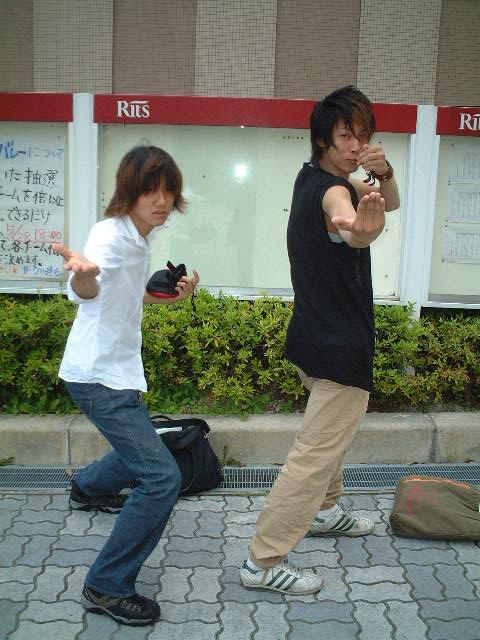 シンちゃん with Me