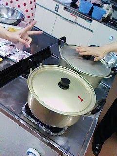 まず、お湯を沸かします