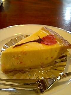 さくらベイクドチーズケーキ