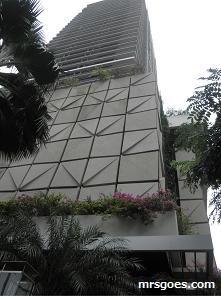 トランプホテル