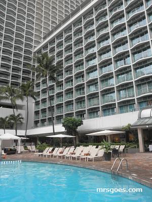 カイウラニホテル