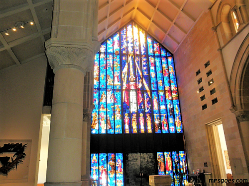 90聖アンドリュース教会ステンドグラス (3)