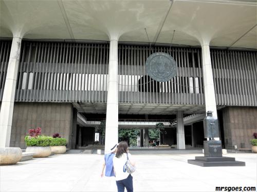 65ハワイ州庁舎