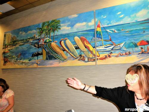 018 パシフィックビーチホテル フロント