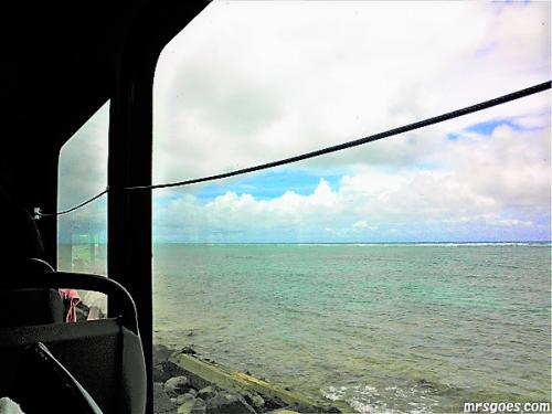 396  ザ・バス海岸線ギリギリ (3)