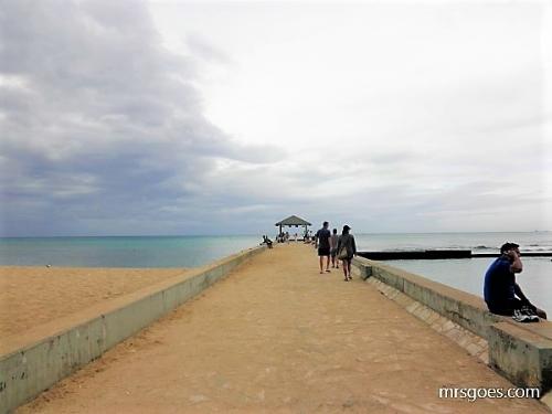 カパフル埠頭