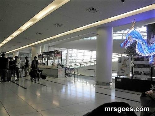 世界一美しい空港セントレア