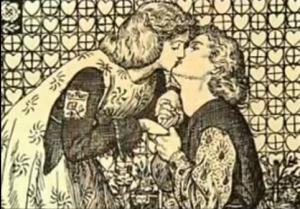 中世の恋人