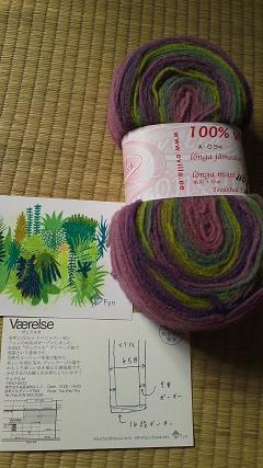 エストニアの毛糸