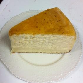 クニヒロのチーズスフレ