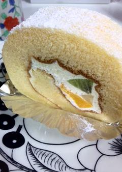 クニヒロのロールケーキ