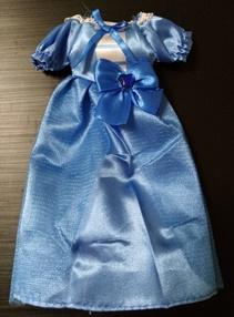 ダイソー人形服青