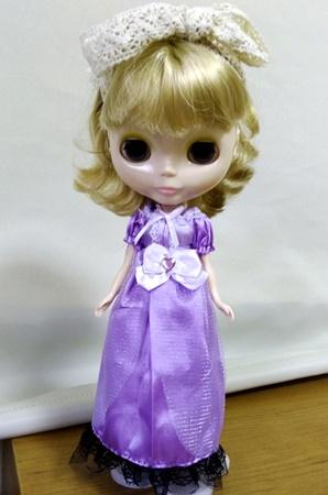 BBB紫服