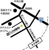 Subciety KAGOSHIMA map