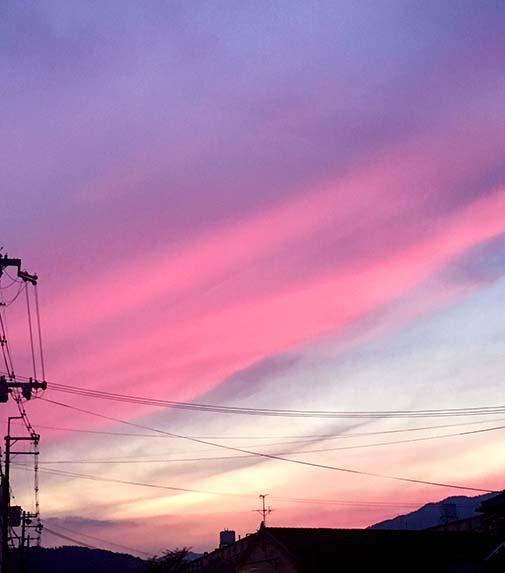 桃色の夏至☆